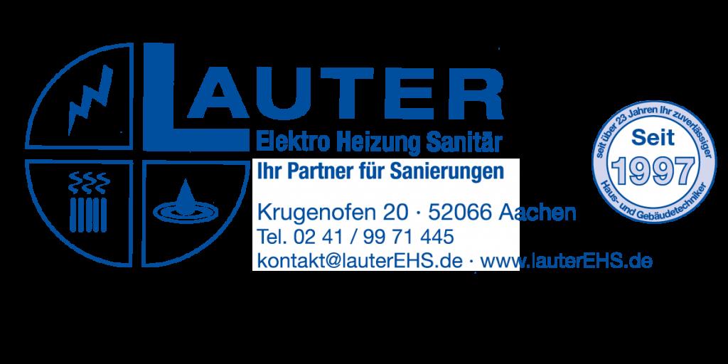 Lauter EHS Logo